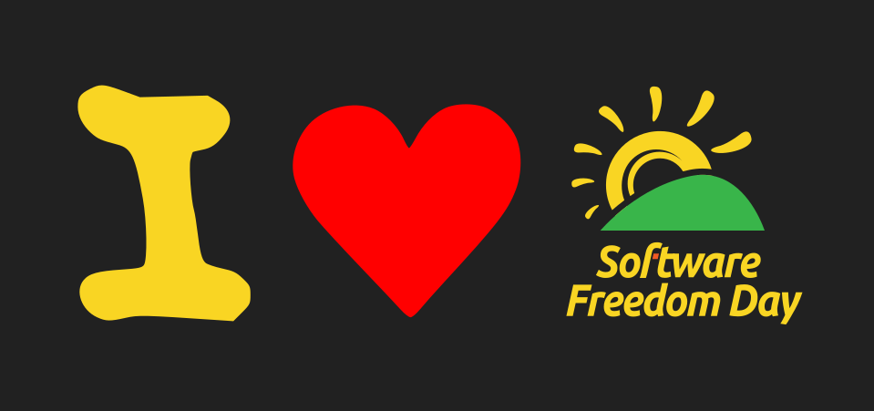 Happy Software Freedom Day!